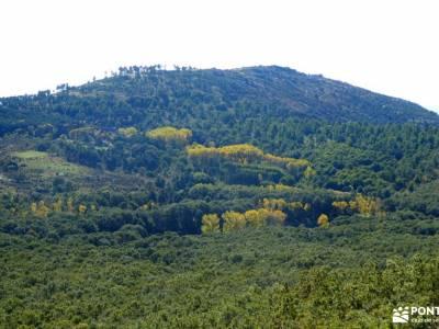 Real de San Vicente; federacion madrileña de montañismo senderismo en madrid grupos club trekking se